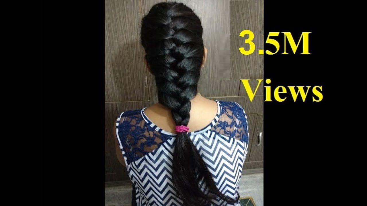 Easy Hairstyles For Short Hair In Hindi Prom In 2020 Easy Hairstyles French Braid Hairstyles Short Hair Styles Easy