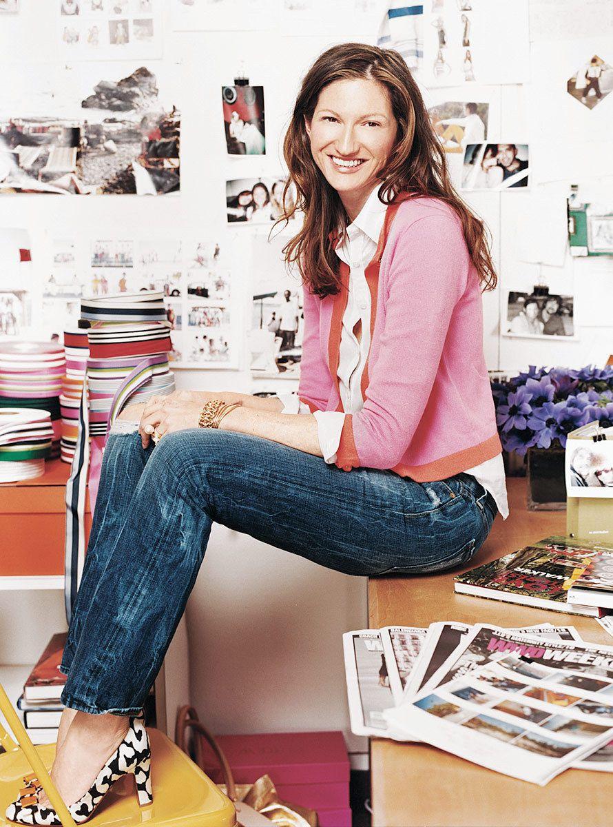 Jenna lyons is the executive creative director at j crew