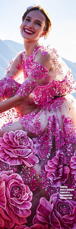 Dolce & Gabbana | ispirazione | Pinterest | Vestiditos, Fusión ...