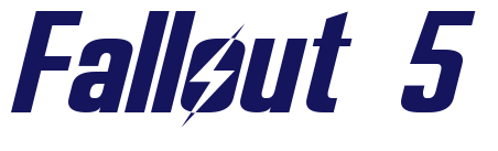 Fallout Font Fallout Font Generator Fallout Logo Fallout New Vegas Fallout
