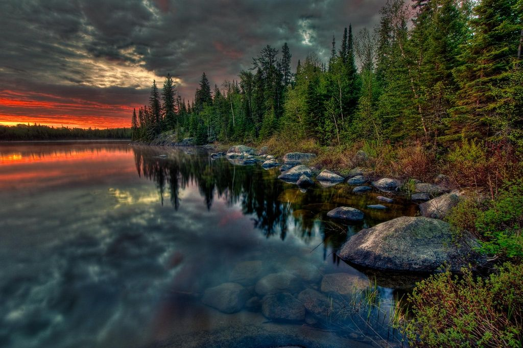 https://flic.kr/p/6CHQg8   Canadian morning  Ontario Canada Photo by Larry Zimmer