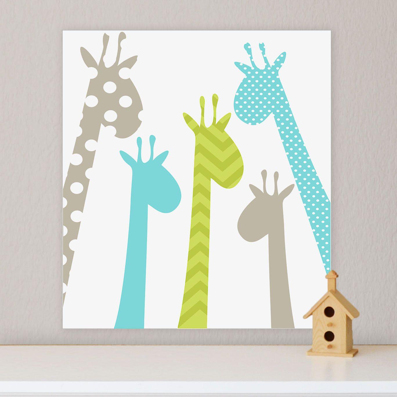 Canvas Prints For Baby Room giraffe, children's wall art, nursery wall art, giraffe nursery