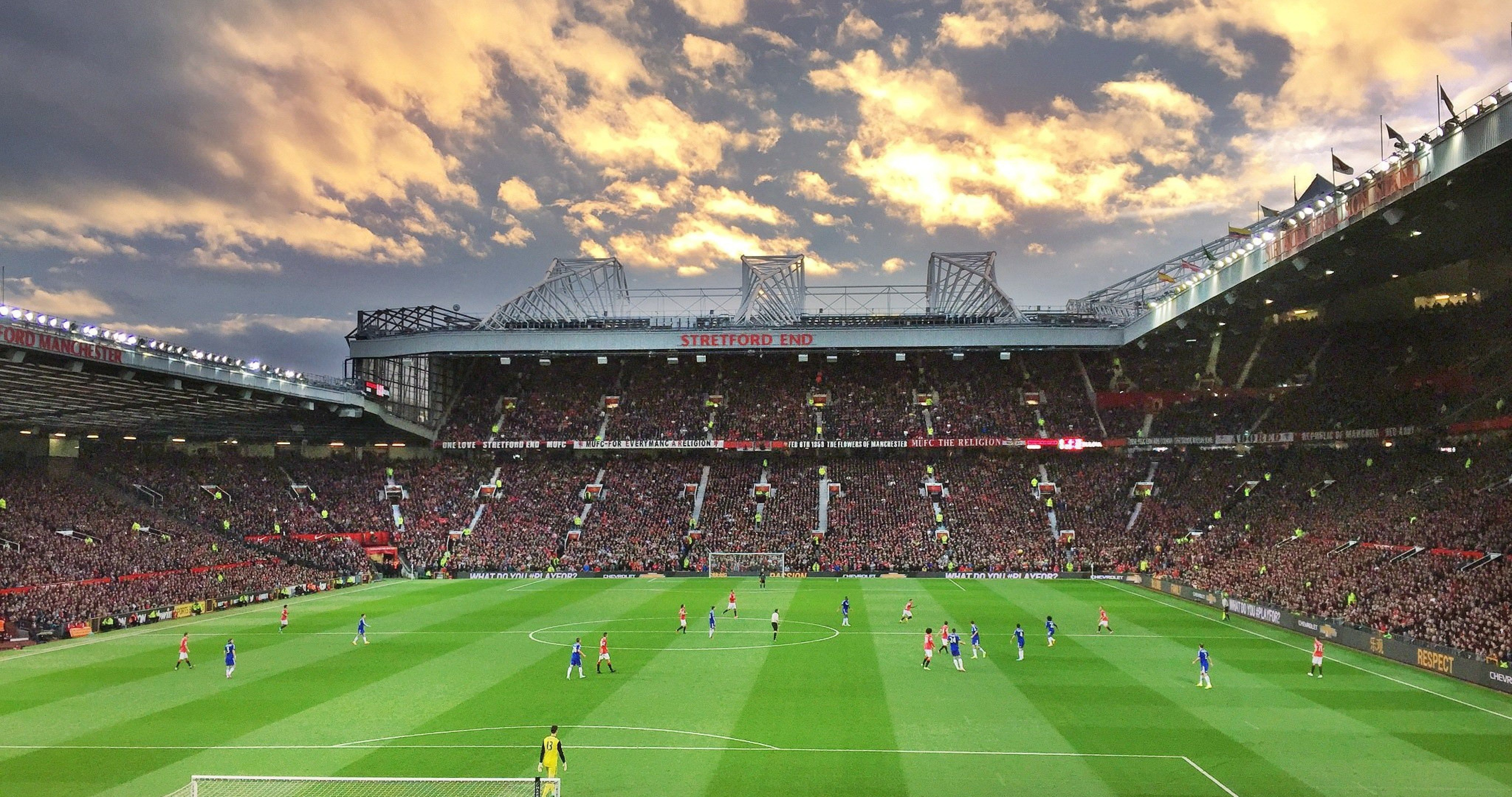 List of Good Looking Manchester United Wallpapers Hd Wallpaper 55+ Manchester United 4K Wallpapers - Download at WallpaperBro