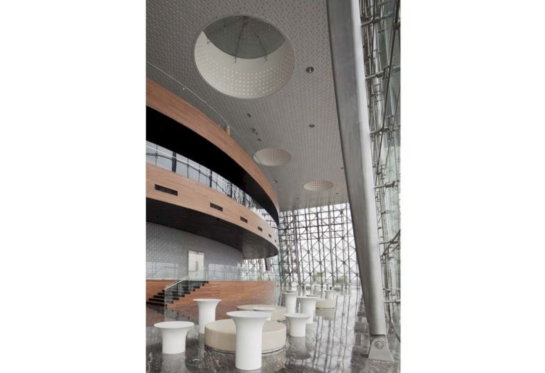 Wuxi Grand Theatre: Newest Landmark Building in Wuxi, China | Wuxi on house inside a china, homes in china, small apartment designs in china,