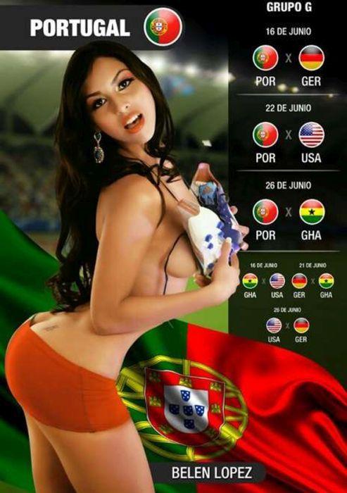 Belen Calendario Hot.Belen Lopez Portugal Hot Calender Girl Portugal Fans