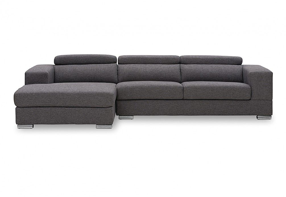 Manny Fabric Chaise | Super Amart | Chaise, Lounge sofa ...