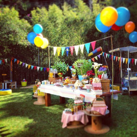 Decora o de festa junina ideias criativas e super - Casa al dia decoracion ...