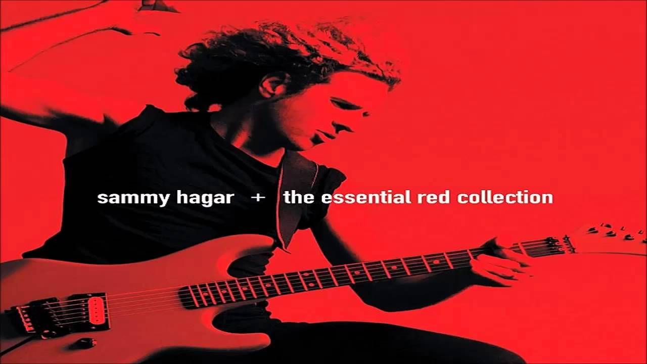 Sammy Hagar The Essential Red Collection Full Album Remastered Sammy Hagar Music Hard Rock