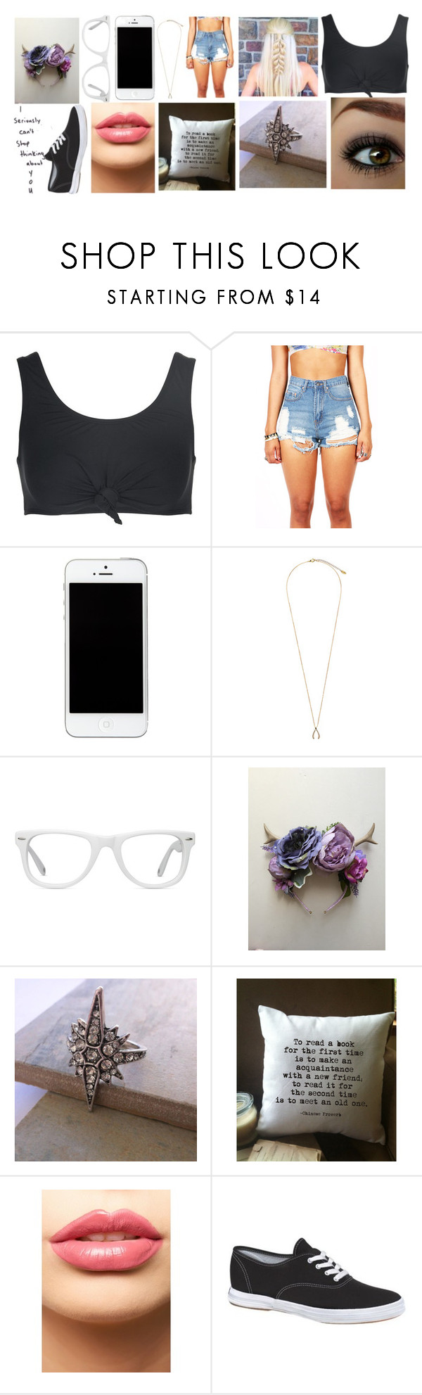 """""""im confused"""" by troylerzalfie on Polyvore featuring Beth Richards, Topshop, Muse, LASplash, Keds, women's clothing, women's fashion, women, female and woman"""