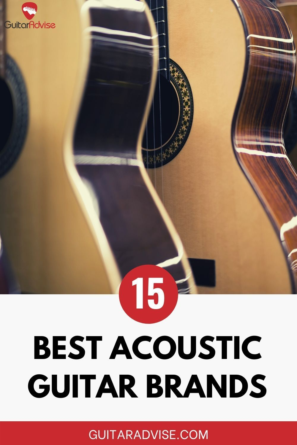 15 Best Acoustic Guitar Brands The Complete List 2020 Best Acoustic Guitar Acoustic Guitar Guitar