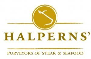 Playful Bull Imagery In Halpern S Logo Steak And Seafood