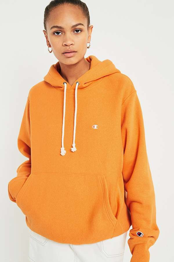 Championamp; Reverse Urban Uo Weave Orange HoodieTrucs Cools 34RjLA5
