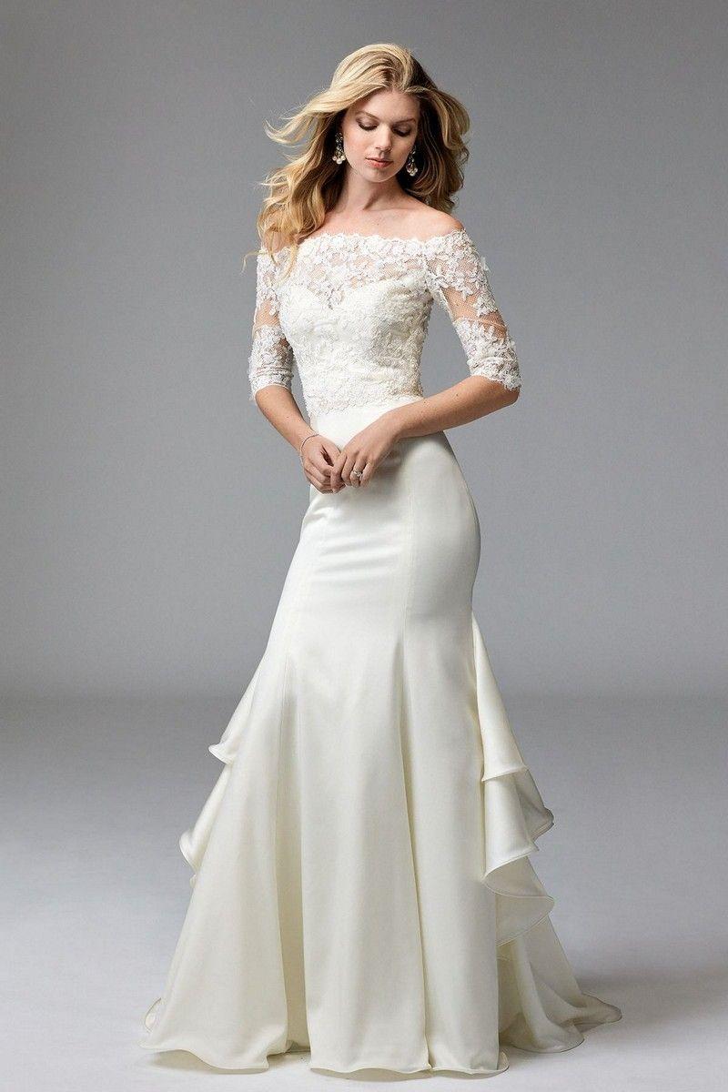 Wedding dresses fresno  WTOO B Lyle Bridal Topper  wedding dress   Pinterest