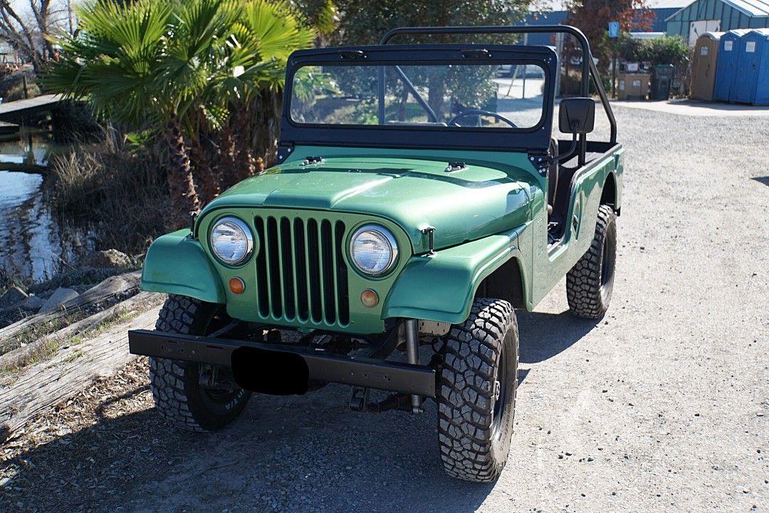 1967 jeep cj6 for sale near sacramento california 95816