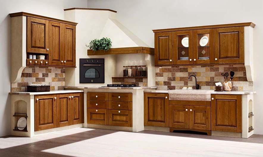 Mobili per cucina: Cucina Nora da Arrex-1 | cucine | Cucina ...