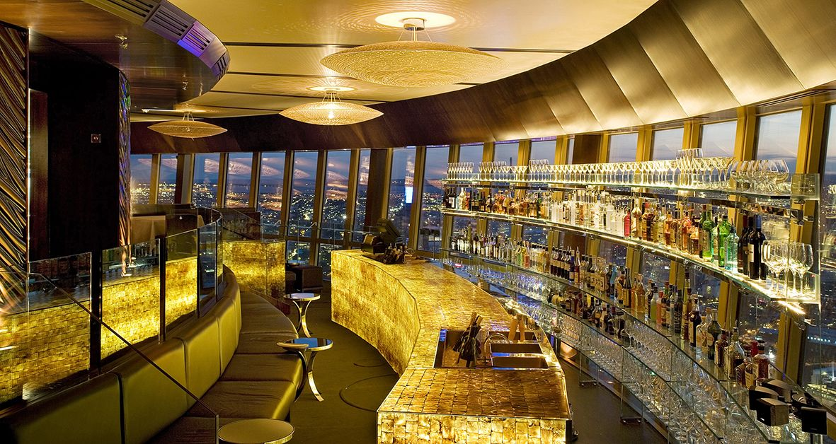 360 bar and dining, sydney (With images) Sydney travel