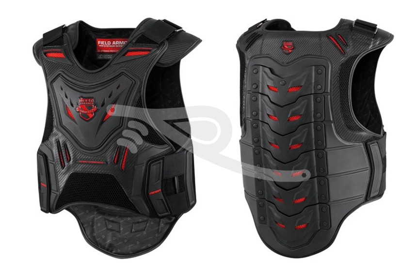 ICON FIELD ARMOR STRYKER VEST Protection gear, Armor