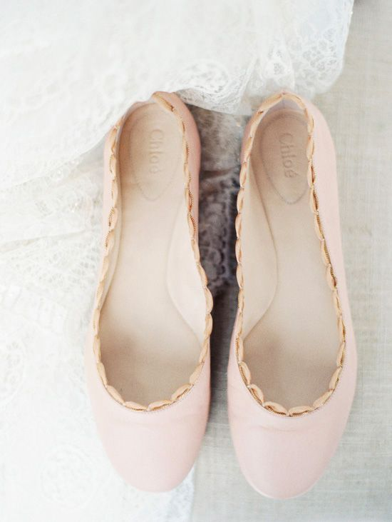 Chloe Ballet Flats... Totally want!!