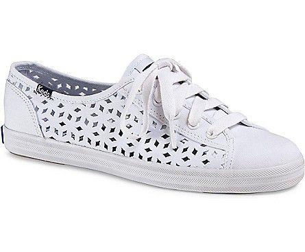 Zapatos negros de primavera con cordones Keds Champion para mujer H4Mc1yJ
