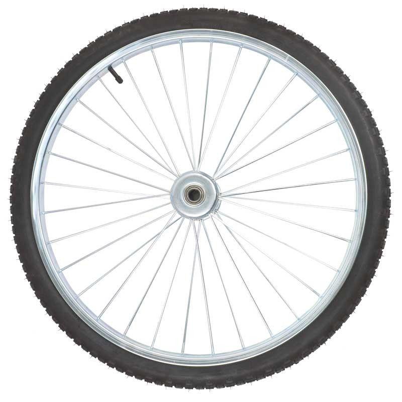 Replacement Wheel For Medium Wooden Garden Cart 20 With