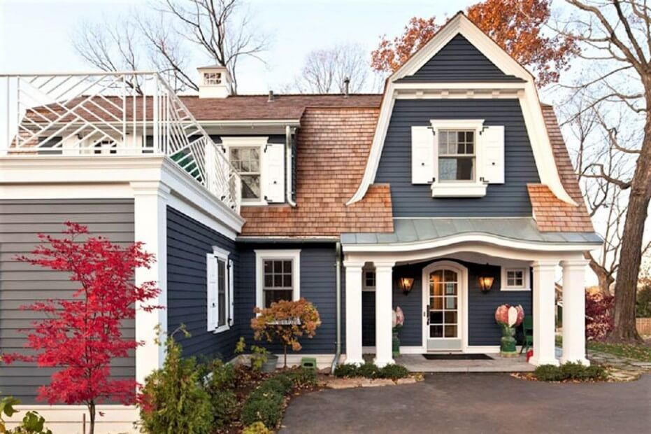 21 Awesome Paint A House Exterior Howtopaintahouseexterior Cedar Roof Cedar Shingle Roof House Exterior