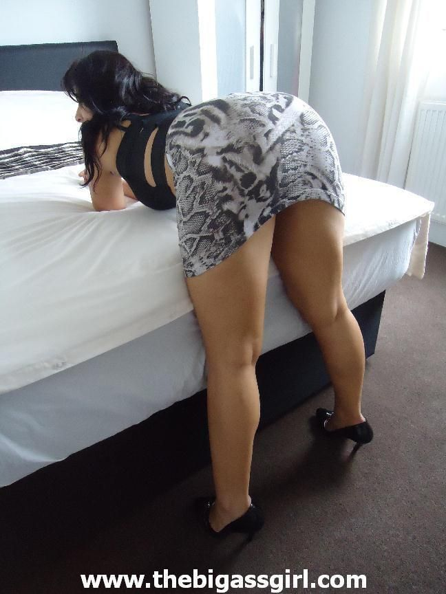 Ass Mini Short