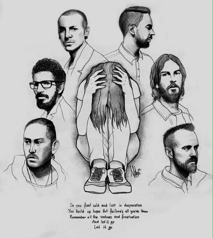 Linkin park helped me so many ways (my you RIP Chester) in