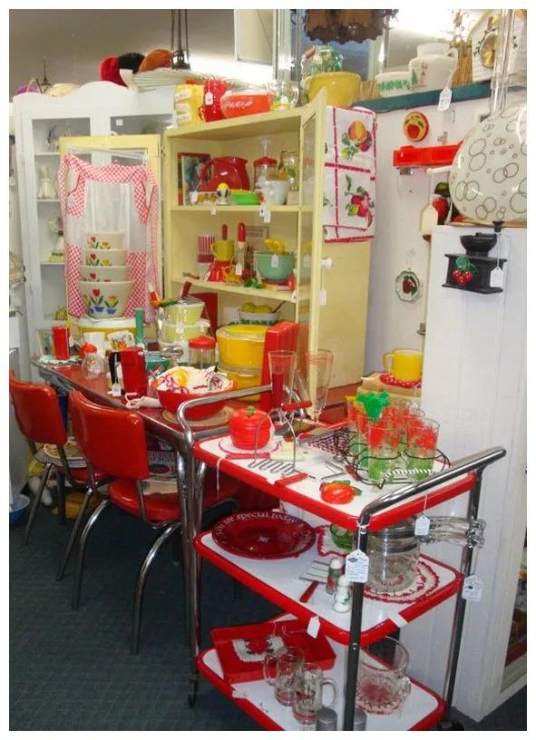 45 Gorgeous Vintage Kitchen Remodel Inspiration Ideas