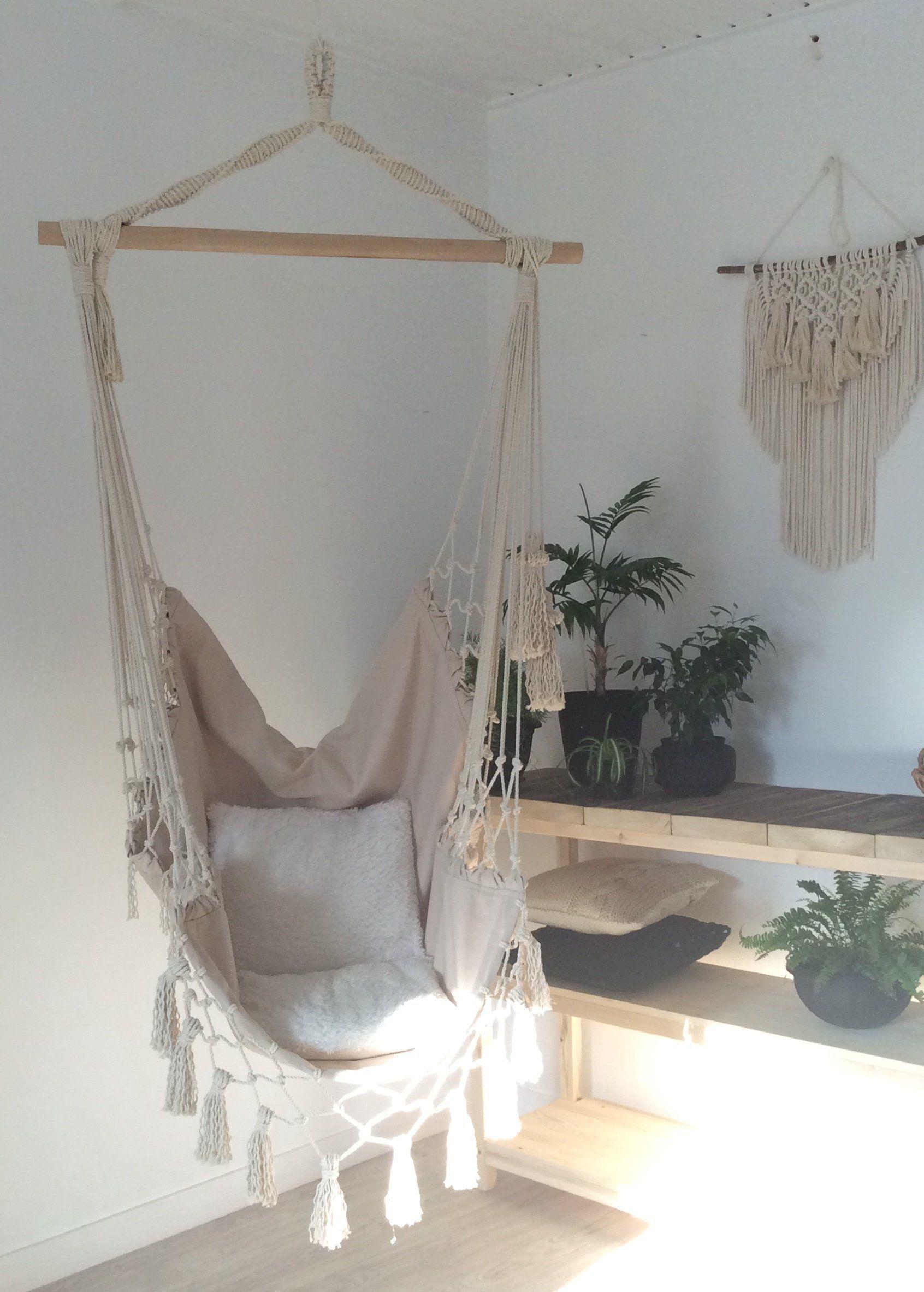Boho chair - Universal Hammock Hammock chair boho hammock ... on Beige Teen Bedroom  id=23862