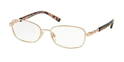 4b8e4c51be5 Michael Kors SABINA VI MK7007 Eyeglass Frames 1026-53 - Rose Gold ...