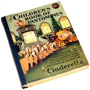 The Children's Book of Pantomimes | Toy Theatres ...