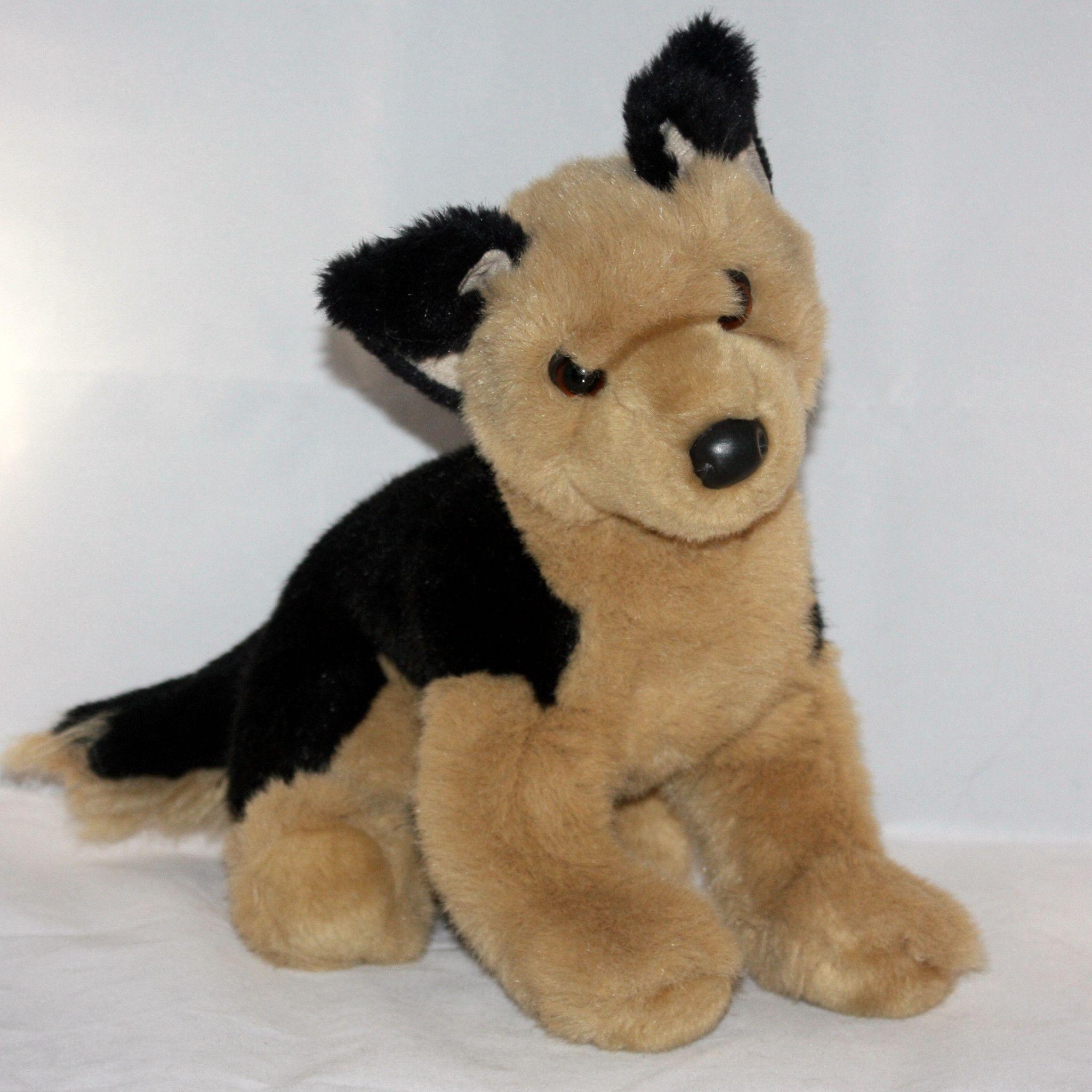 Douglas Cuddle Toy German Shepherd Puppy Dog Stuffed Plush