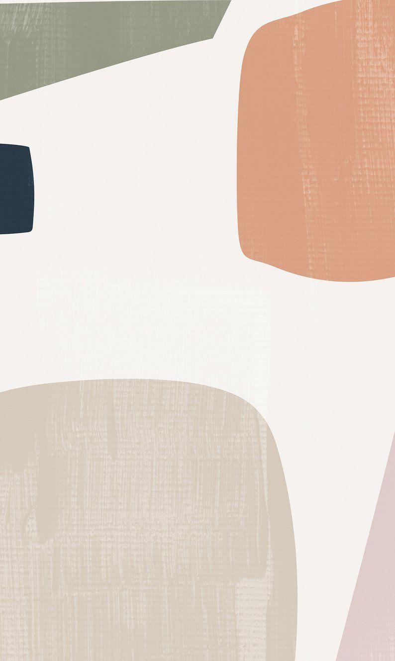 Abstract Prints Abstract Wall Art Abstract Paintings Modern Art Set Abstract Art Modern Print Geometric Art Prints Minimalist Art Print Abstract Wall Art