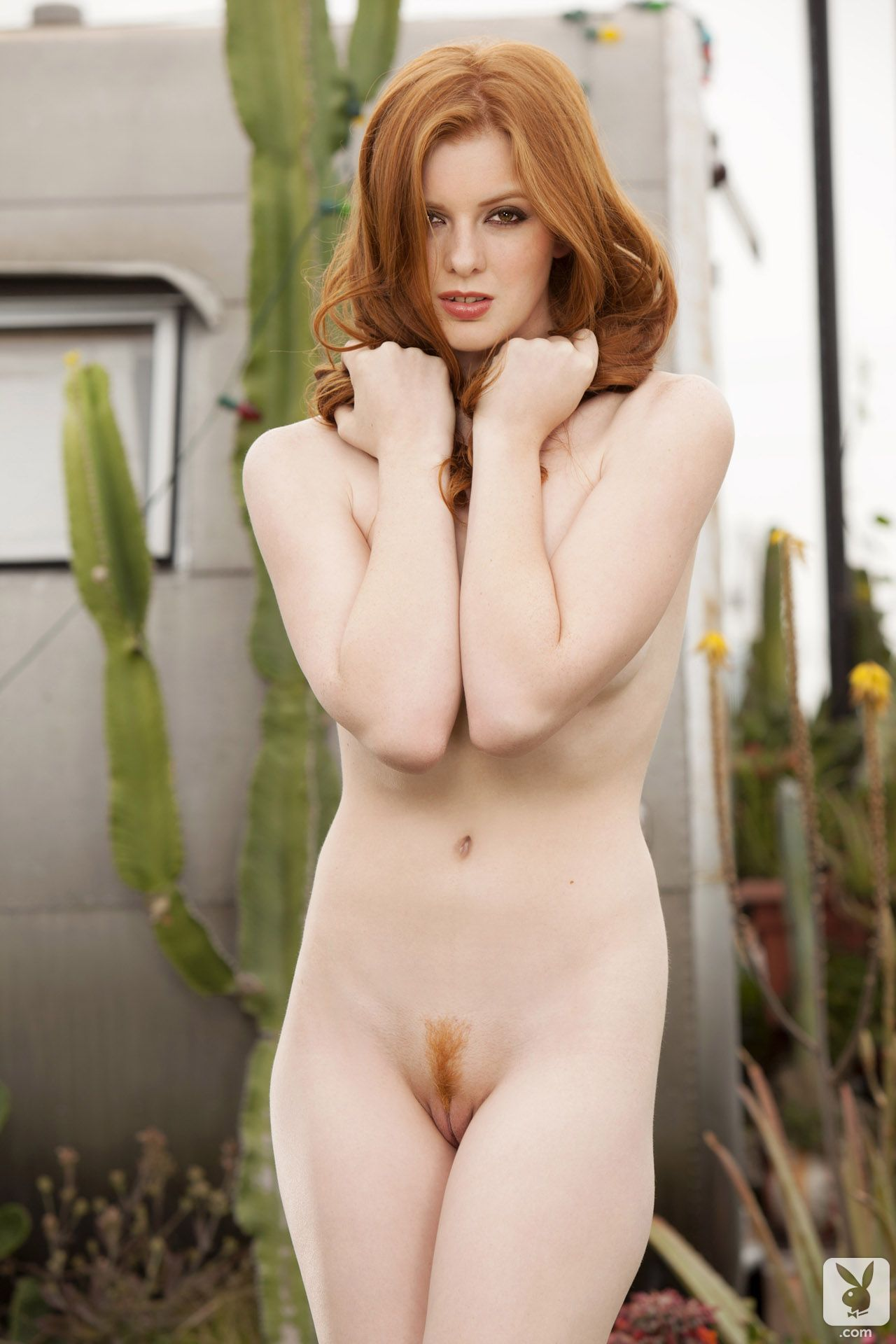 ginger naked girls