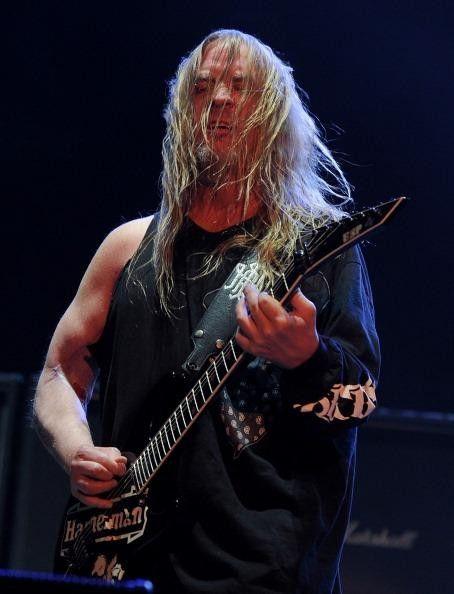 Children Of The 1980s Were You Fans Heavy Metal Band Slayer Jeff Hanneman Is Dead