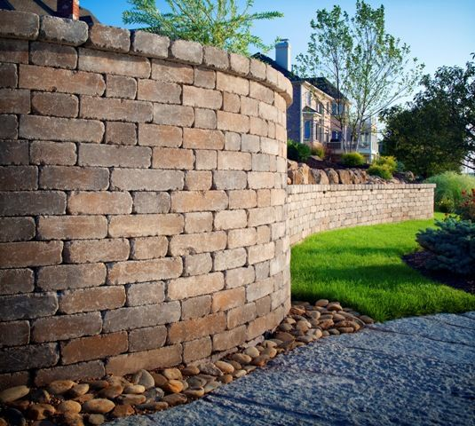 Paver Manufacturer Belgard Wall Style Weston Wall Color
