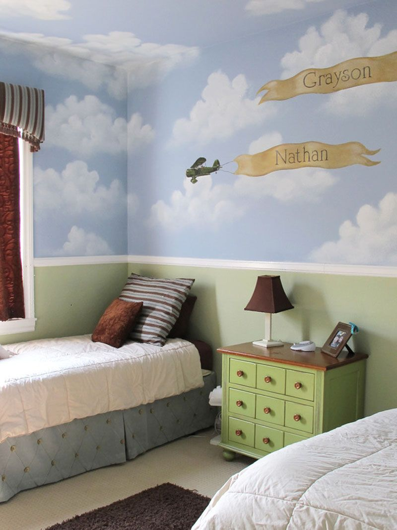 Exceptionnel +25 Marvelous Kidsu0027 Rooms Ceiling Designs Ideas