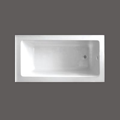 Valley   QUAD 54 X 30 Inch Skirted Bathtub Right Hand Drain   QUAD5430SKRH    Home