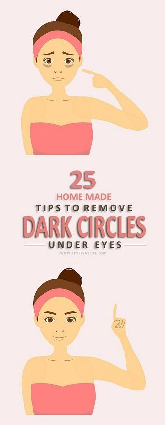 10 Natural Extracts to Prevent Dark Skin Around the Eyes