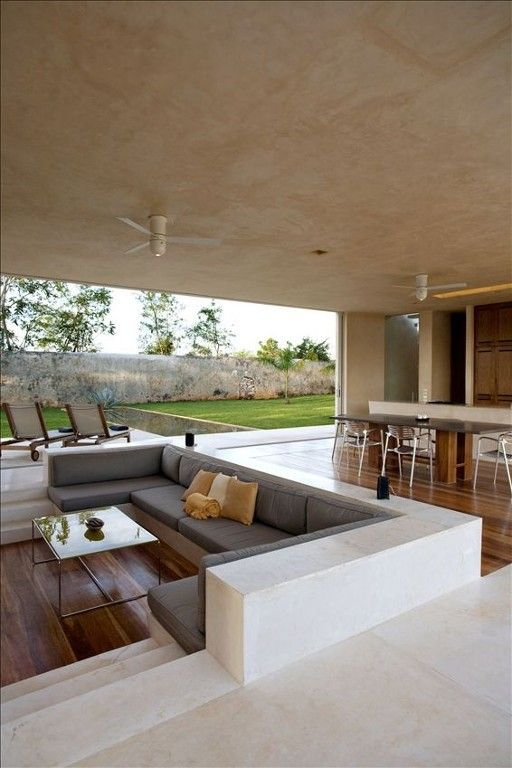 Pin On Home Decor Amazing sunken living room designs