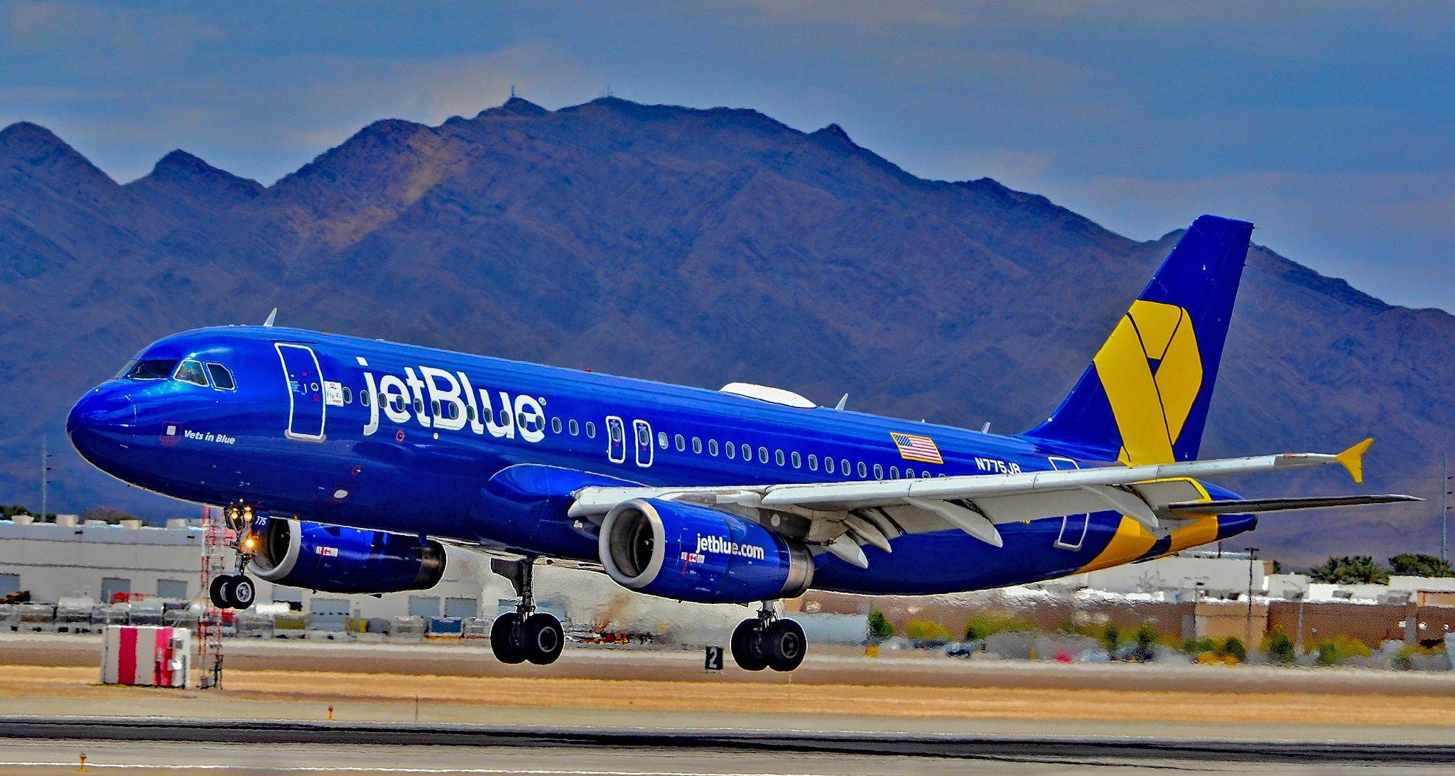 Jet Blue Airline Change Flight  Jet blue airlines