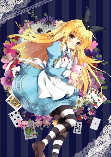 foto de Alice in wonderland Dibujos de anime Dibujos y