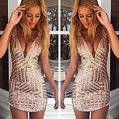Explore Elegant Dresses, Cheap Dresses, and more! Vestidos ( Lantejoula )  MULHERES ... 67e5deae2e13