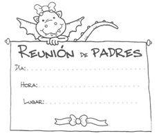 Reunion De Padres 1 Feli Maestra Notas Para Los Padres