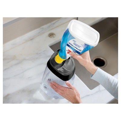 Bissell DeepClean + Antibacterial 40oz. Upright Carpet Cleaner Formula - 1568, Blue
