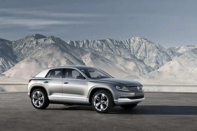 Volkswagen Crossover Lineup To Include A Tiguan R Car Volkswagen Volkswagen Sports Cars Luxury