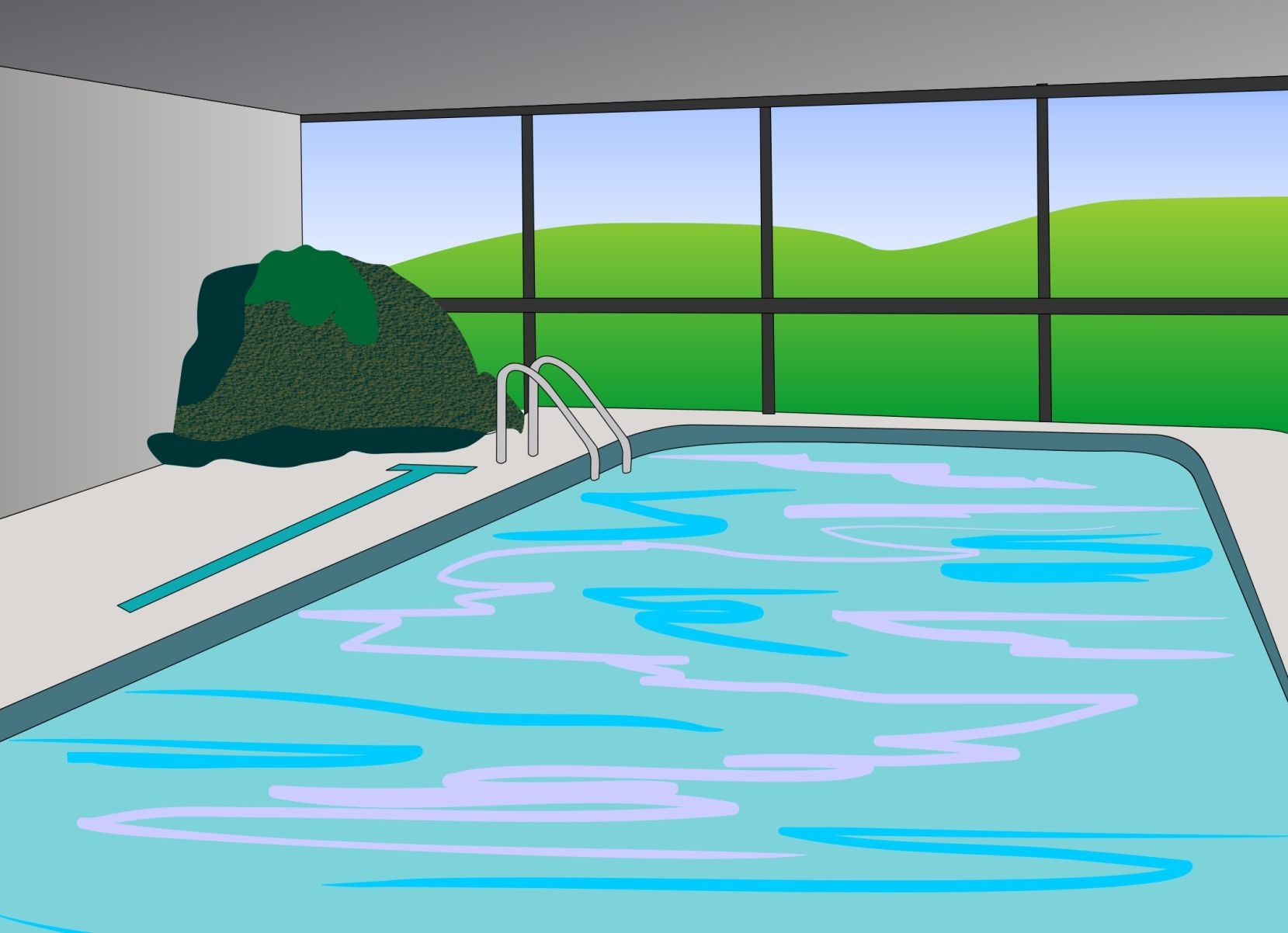 Diagnose And Clear Cloudy Swimming Pool Water Wikihow To