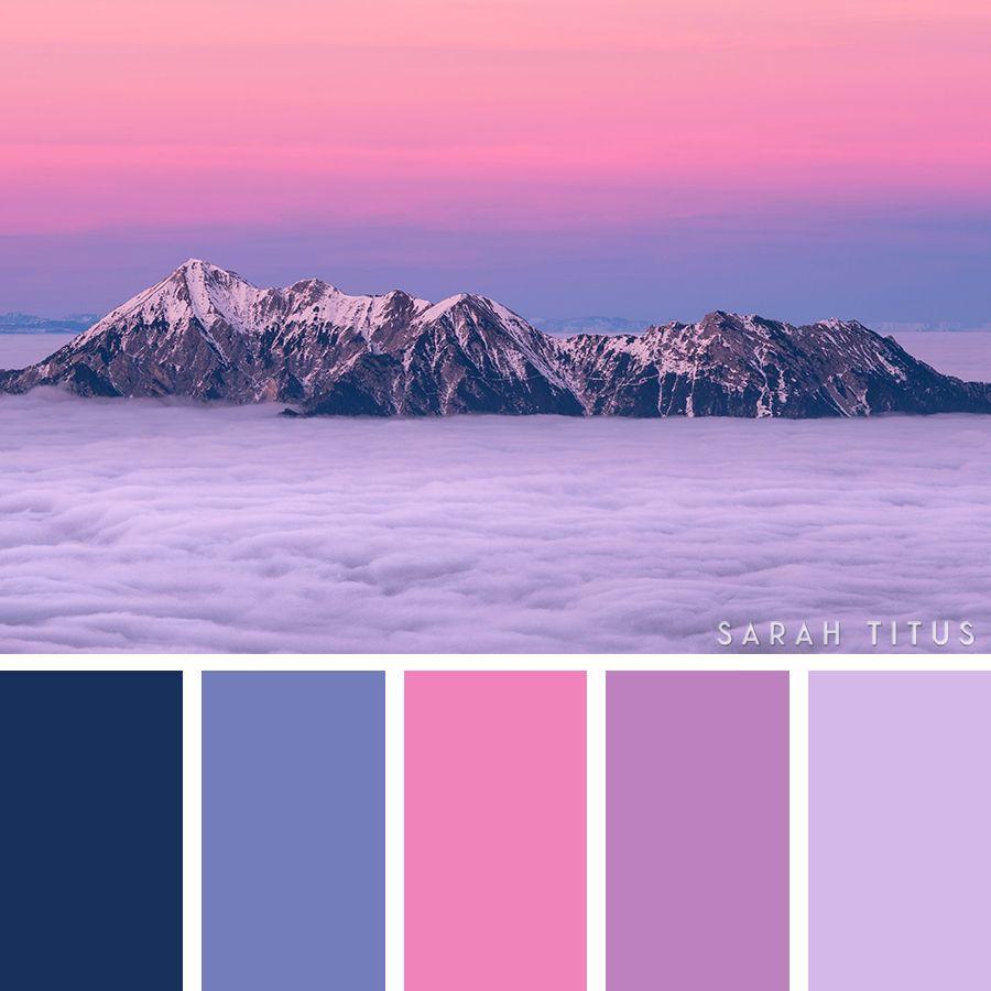 25 Best Travel Destinations Color Palettes