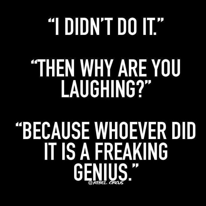 "Rebel Quotes on Instagram: ""We'd do it too! @rebelcircus #rebelcircus #funny #meme #bitchy #sarcasm"""