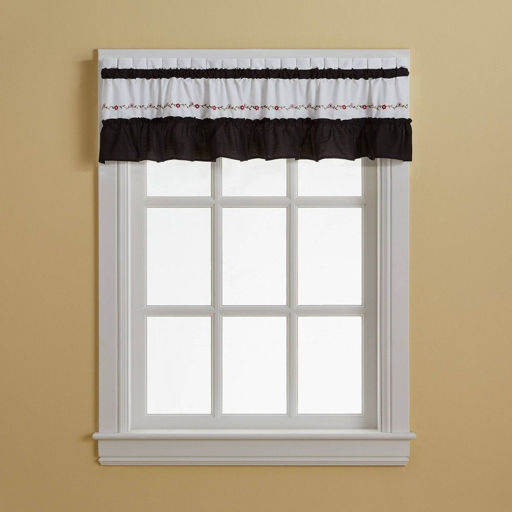 Softly Filter The Sunshine With Delightful Jayden Curtains Tiers